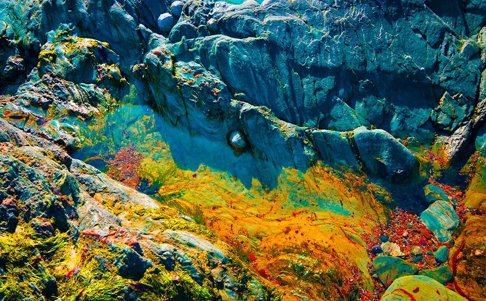 Crystal Oceans I